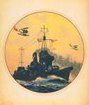 「堀井講習会講義要項」(昭和14年)の「無敵海軍」より